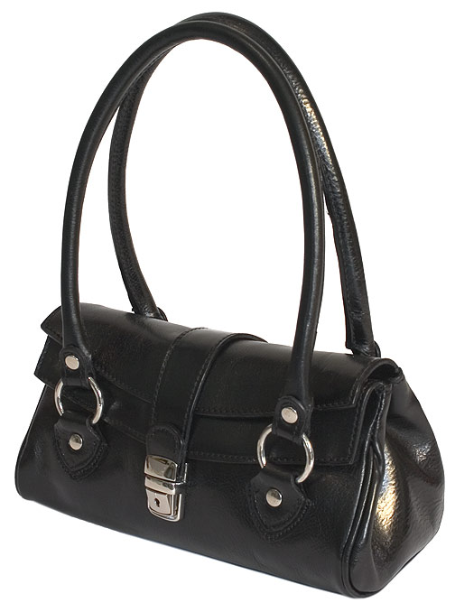 Italian leather handbags