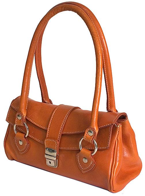 Corsica Italian Leather Handbag