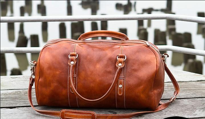 Italian leather bags