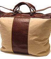 Piana Italian Canvas Tote Bags