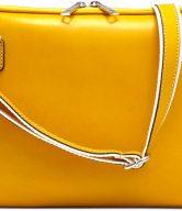 Leather Tablet Bag