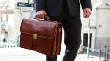 Briefcase Shoulder Bag