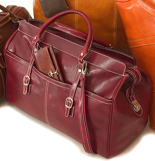 Italian Leather Travel Bags That Best Suit Your Needs