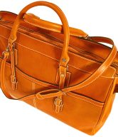 Casiana Italian Leather Tote Bag