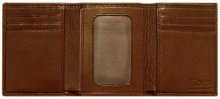 Firenze Tri-Fold Italian Leather Wallet