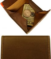 Milano Leather Coin Pouch