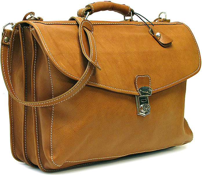 05da2c086dfd Parma Men s Leather Handbags - Fenzo Italian Bags