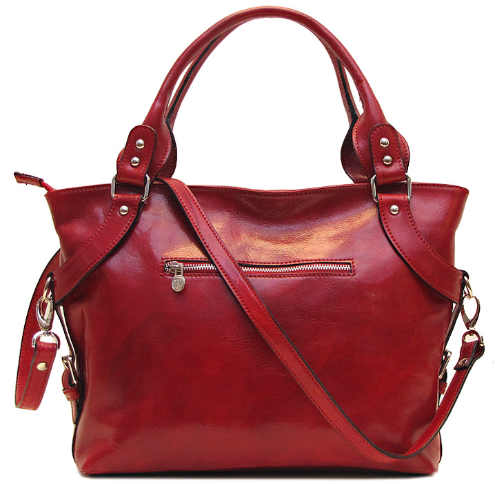 Taormina Italian Leather Handbag