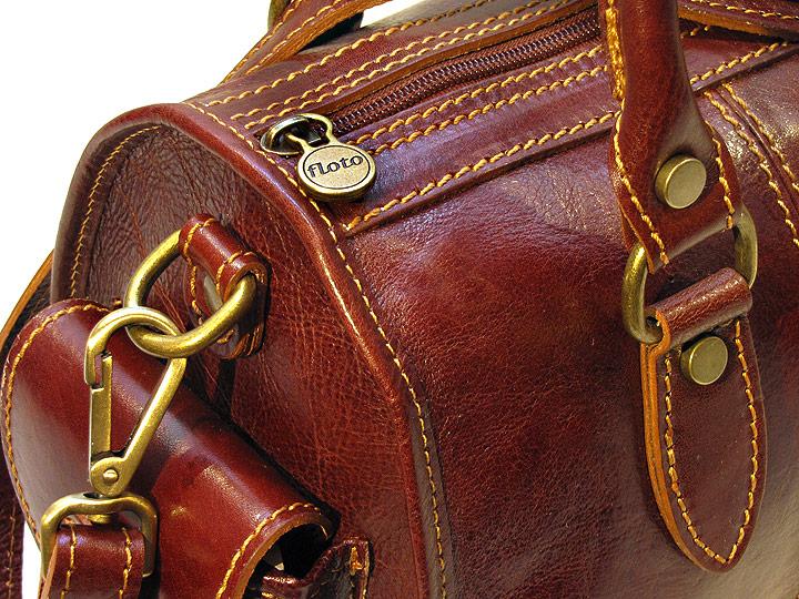 Venezia Italian Leather Handbag Fenzo Italian Leather
