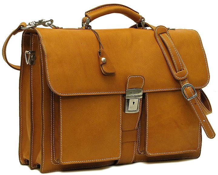 339c27a66b28 Parma Italian Leather Briefcases - Fenzo Italian Bags