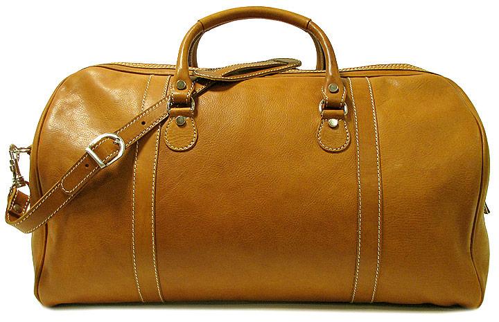 2906e3384c Parma Italian Leather Duffel Bag - Fenzo Italian Bags