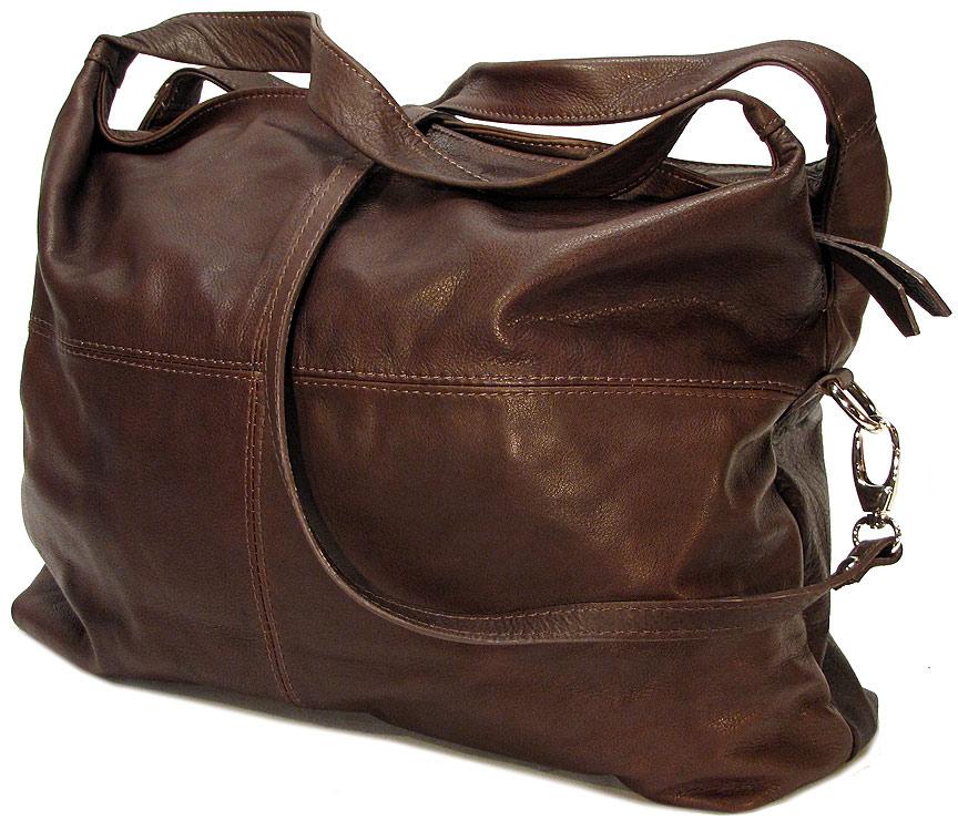 Rimini Leather Shoulder Bag