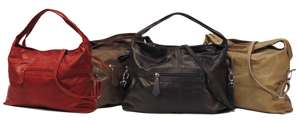 Be the first to review Rimini Leather Shoulder Bag Cancel reply