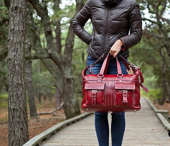 Milano Travel Bag: The Travel Tote Bag That Never Tells