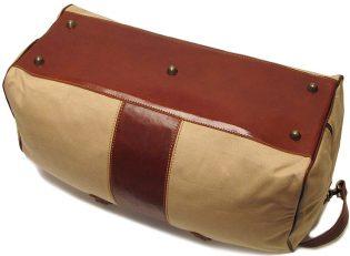Canvas Duffle Bag