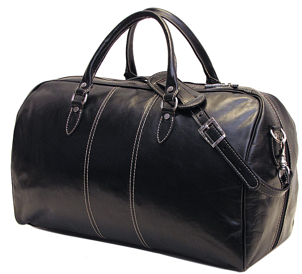 venezia italian leather duffel bag fenzo italian bags