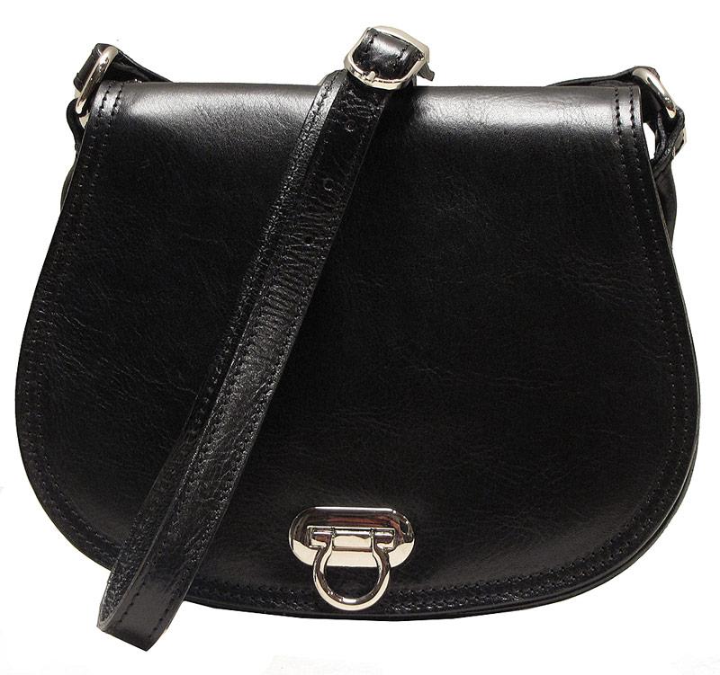 Firenze Saddle Bag Purse Fenzo Italian Bags