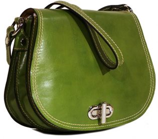 Saddle Bag Purse