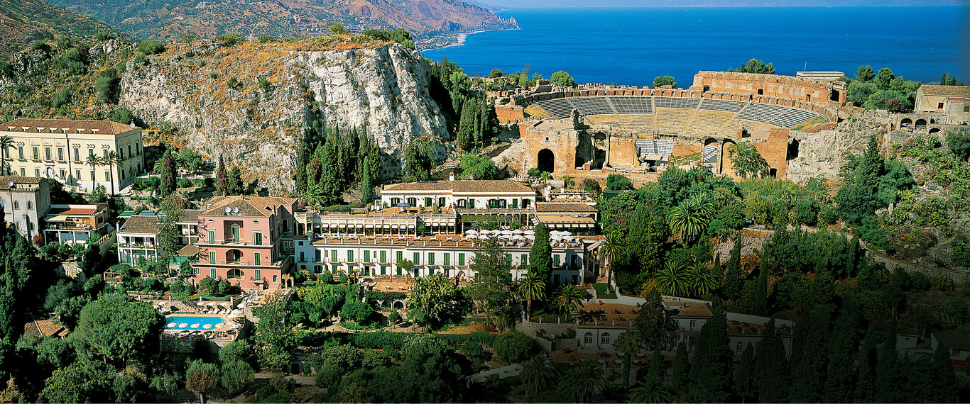 The best hotels in italy for Great small hotels italy