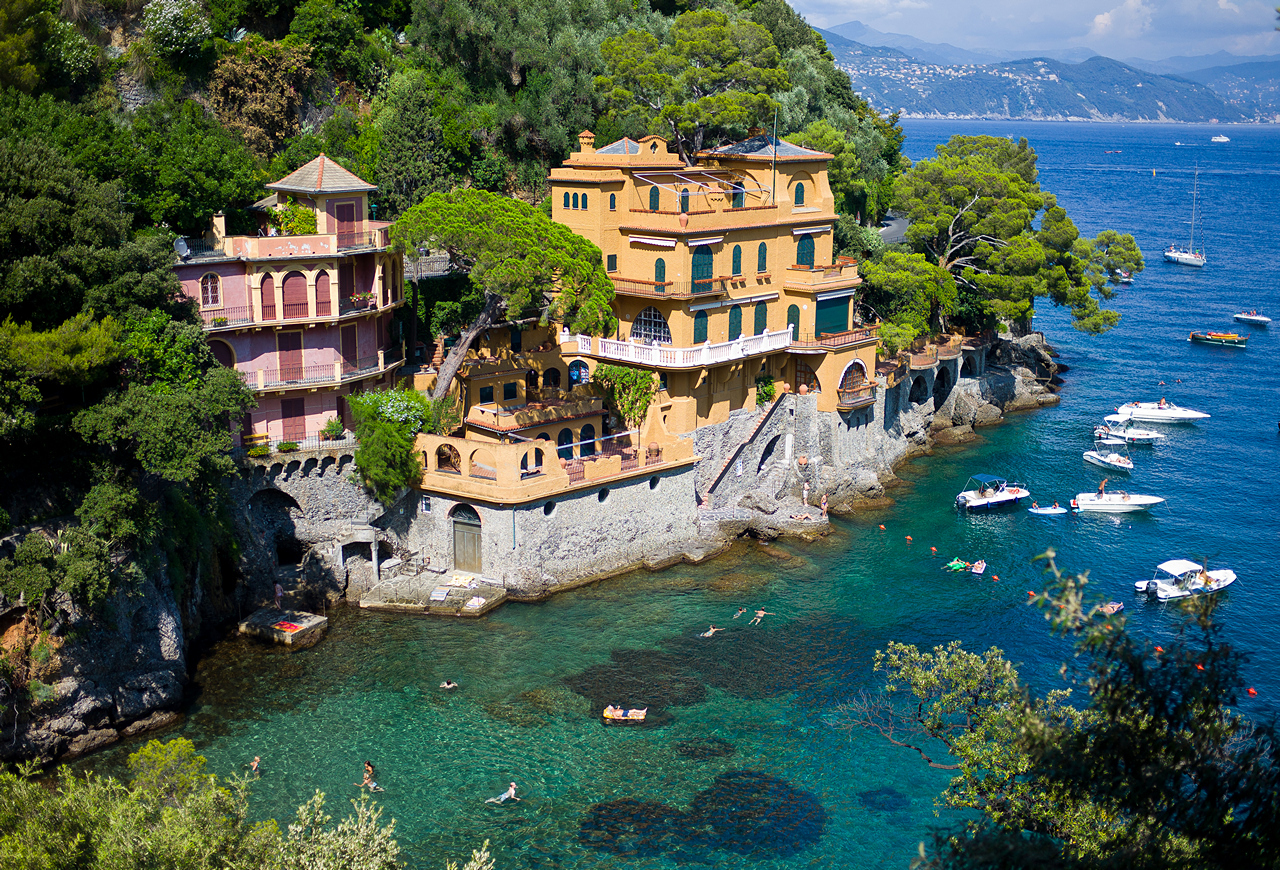 Seaside Towns In Italy