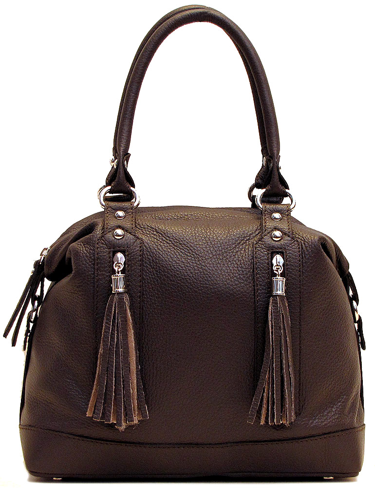 Pebble Leather Purse