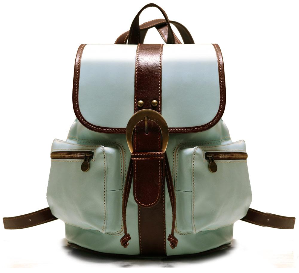 Multi-Zip Backpack