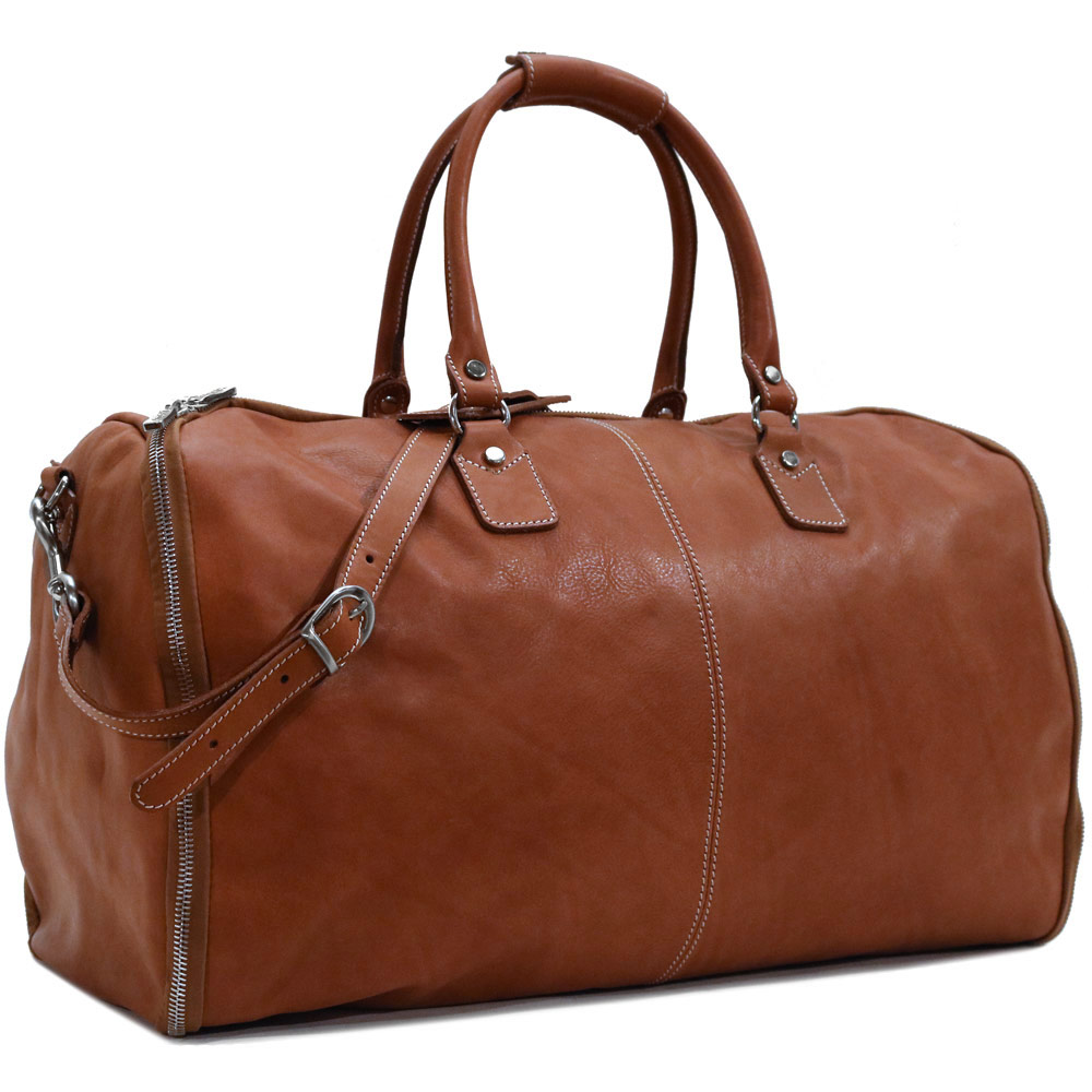 These Garment Duffel Bags Make Travel With A Suit Much Easier